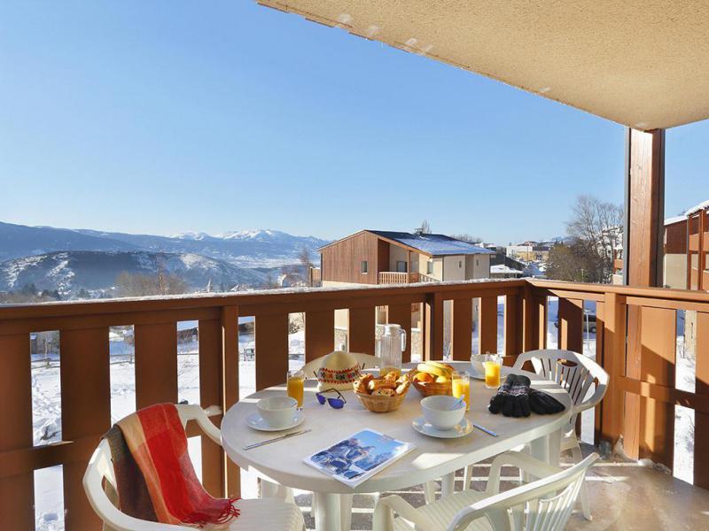 Vacances en montagne Résidence les Chalets du Belvédère - Font Romeu