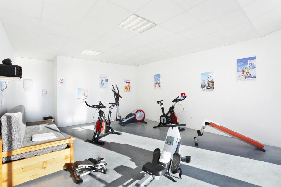 Vacances en montagne Résidence les Chalets du Belvédère - Font Romeu - Espace fitness