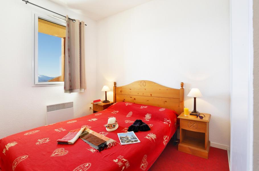 Urlaub in den Bergen Résidence les Chalets du Belvédère - Font Romeu - Schlafzimmer