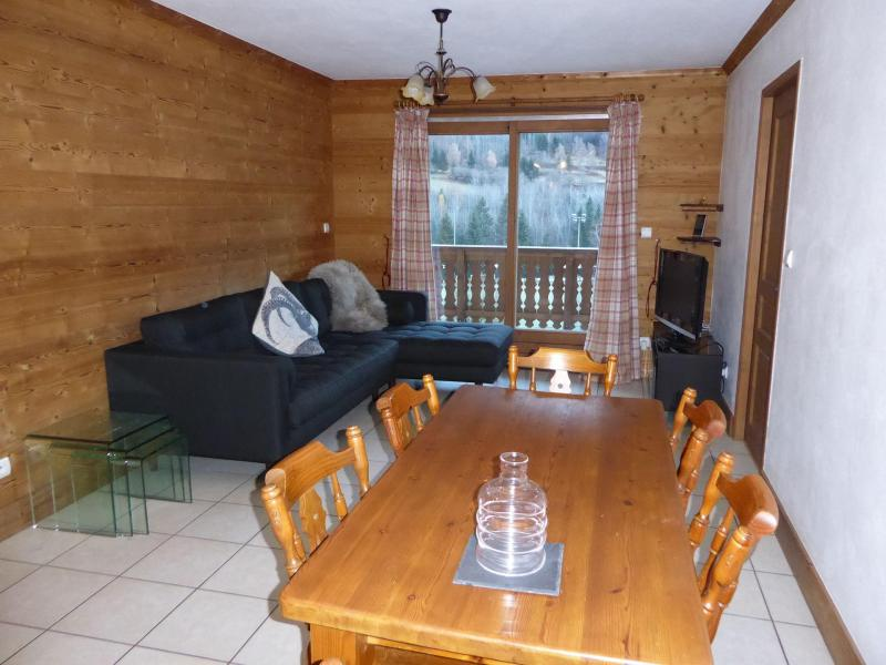 Vacaciones en montaña Apartamento 3 piezas mezzanine para 6 personas (D1) - Résidence les Chalets du Ponthier - Courchevel