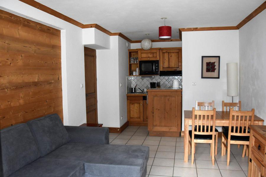 Vacaciones en montaña Apartamento 2 piezas para 4 personas (D2) - Résidence les Chalets du Ponthier - Courchevel