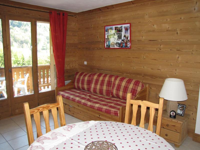 Wakacje w górach Apartament 2 pokojowy 4 osób (B2) - Résidence les Chalets du Ponthier - Courchevel - Zakwaterowanie