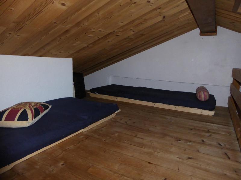 Wakacje w górach Apartament 3 pokojowy z antresolą 6 osób (D1) - Résidence les Chalets du Ponthier - Courchevel - Antresola