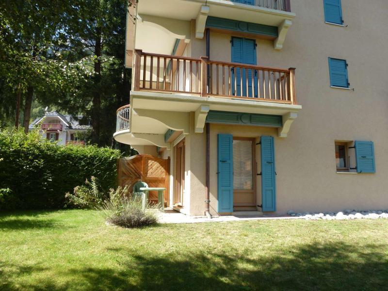 Location au ski Appartement 2 pièces 4 personnes - Résidence les Chalets du Savoy - Colorado - Chamonix - Extérieur été