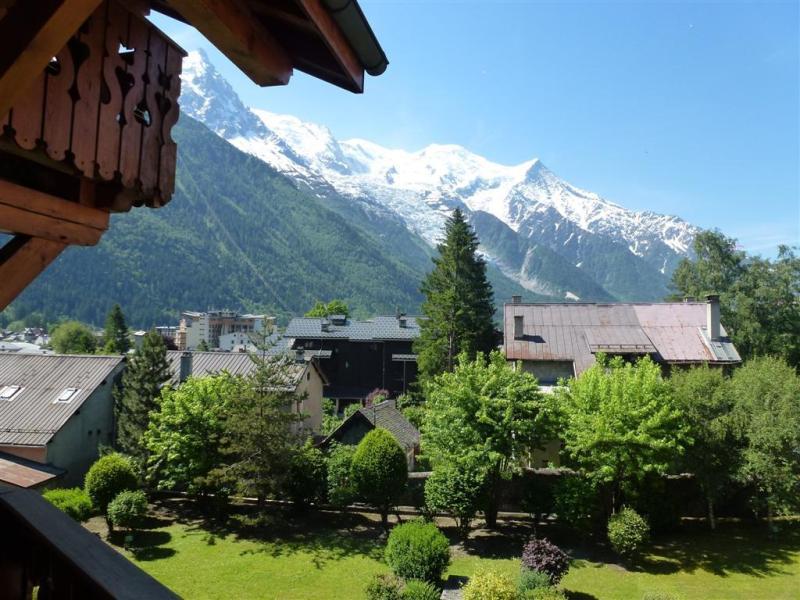 Vacances en montagne Appartement 3 pièces 6 personnes (Volga) - Résidence les Chalets du Savoy - Kashmir - Chamonix - Extérieur été