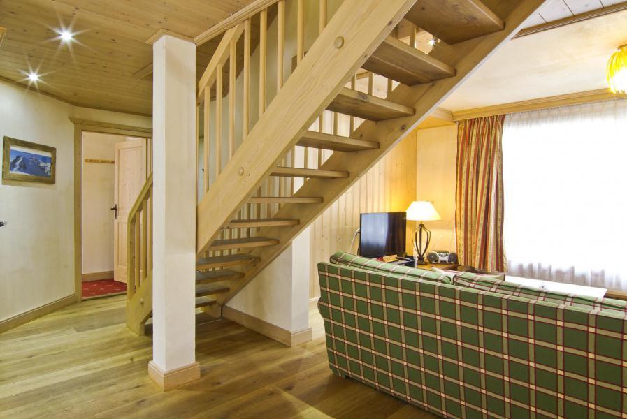Vacanze in montagna Appartamento su due piani 4 stanze per 6 persone (Neva) - Résidence les Chalets du Savoy - Kashmir - Chamonix