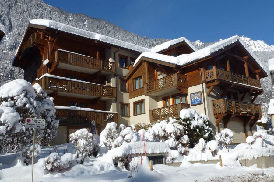Vacanze in montagna Résidence les Chalets du Savoy - Kashmir - Chamonix