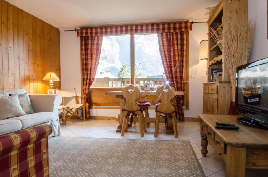 Vacances en montagne Appartement 3 pièces 4-5 personnes (Simba) - Résidence les Chalets du Savoy - Kashmir - Chamonix