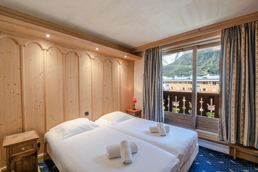 Vacanze in montagna Appartamento su due piani 4 stanze per 6 persone (Neva) - Résidence les Chalets du Savoy - Kashmir - Chamonix - Cucina aperta