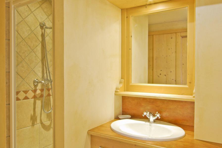 Vacanze in montagna Appartamento su due piani 4 stanze per 6 persone (Neva) - Résidence les Chalets du Savoy - Kashmir - Chamonix - Doccia