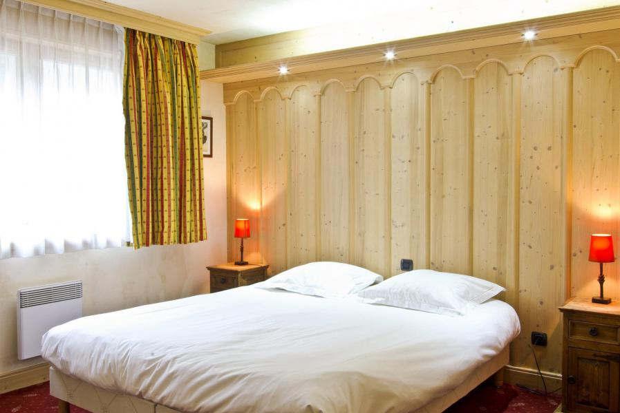 Vacanze in montagna Appartamento su due piani 4 stanze per 6 persone (Neva) - Résidence les Chalets du Savoy - Kashmir - Chamonix - Letto matrimoniale
