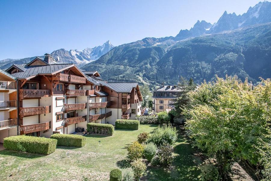 Vacances en montagne Appartement 3 pièces 6 personnes (Lavue) - Résidence les Chalets du Savoy - Kashmir - Chamonix - Chambre