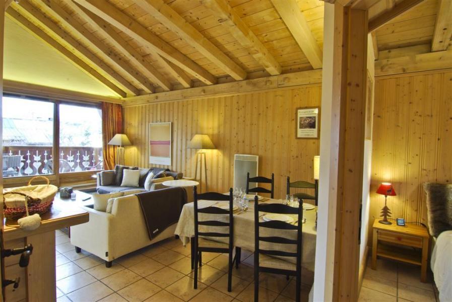 Vacances en montagne Appartement 3 pièces 6 personnes (Volga) - Résidence les Chalets du Savoy - Kashmir - Chamonix - Logement