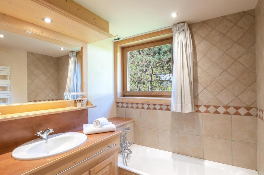 Vacances en montagne Appartement duplex 4 pièces 6 personnes (Neva) - Résidence les Chalets du Savoy - Kashmir - Chamonix - Lit double