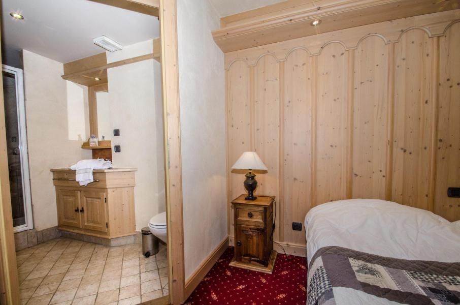 Vacances en montagne Appartement duplex 6 pièces 10-12 personnes (Kashmir) - Résidence les Chalets du Savoy - Kashmir - Chamonix - Chambre