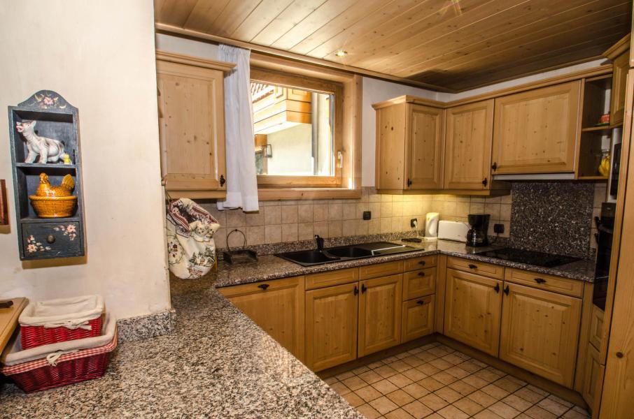 Vacances en montagne Appartement duplex 6 pièces 10-12 personnes (Kashmir) - Résidence les Chalets du Savoy - Kashmir - Chamonix - Cuisine