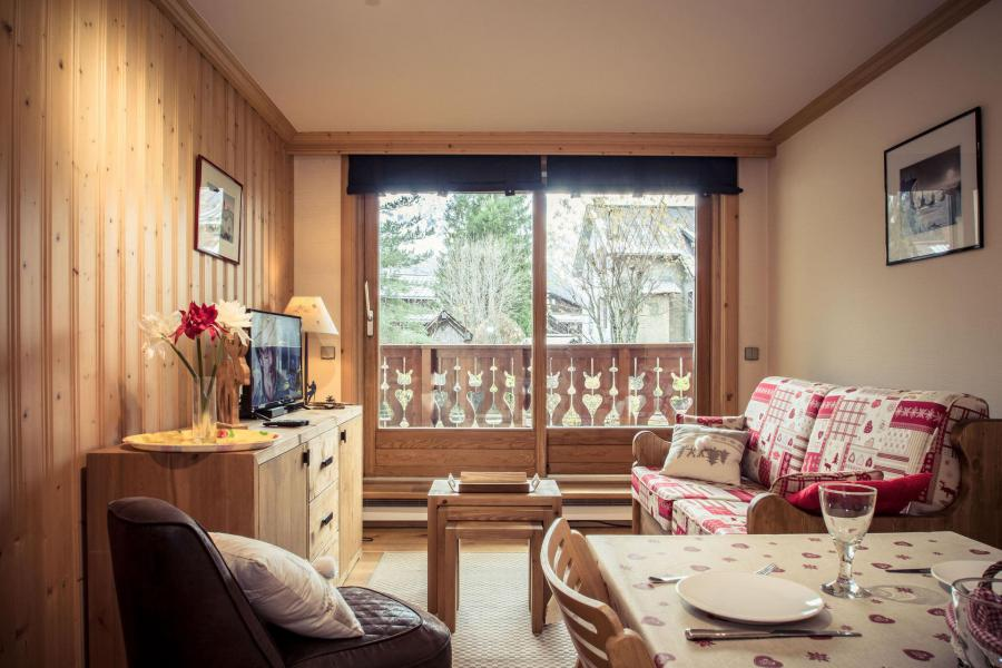 Vacances en montagne Appartement 2 pièces 4 personnes - Résidence les Chalets du Savoy - Orchidée - Chamonix