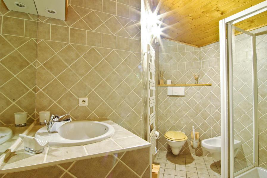 Vacances en montagne Appartement 5 pièces 6-8 personnes - Résidence les Chalets du Savoy - Orchidée - Chamonix - Terrasse