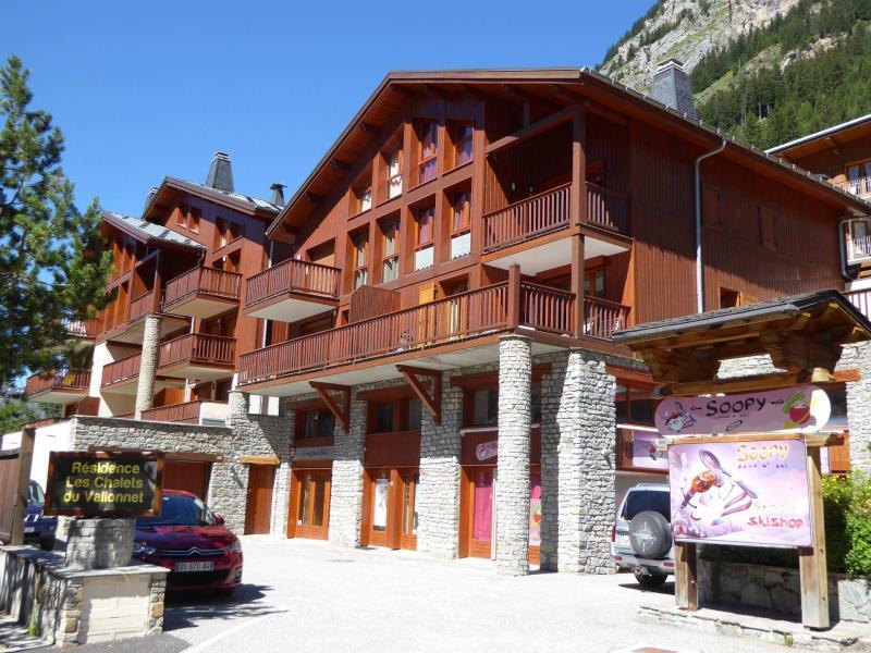 Vacaciones en montaña Résidence les Chalets du Vallonnet - Pralognan-la-Vanoise