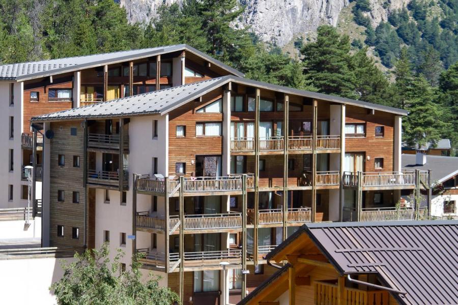 Location au ski Résidence les Chalets et Balcons de la Vanoise - La Norma - Extérieur été