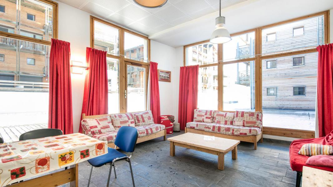 Holiday in mountain resort Résidence les Chalets et Balcons de la Vanoise - La Norma - Reception