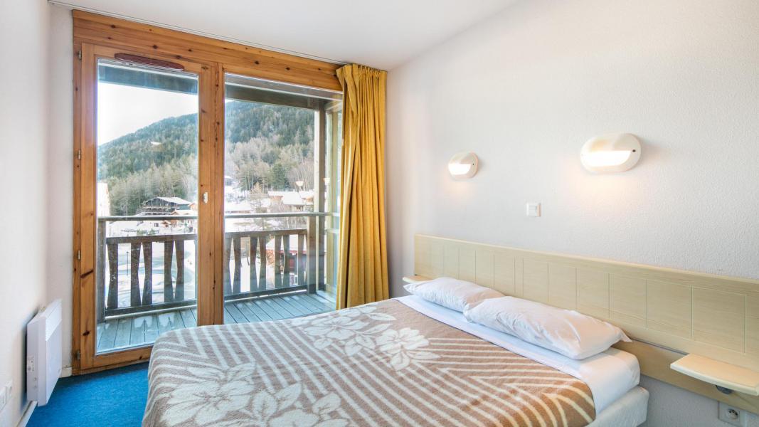 Holiday in mountain resort Résidence les Chalets et Balcons de la Vanoise - La Norma - Bedroom