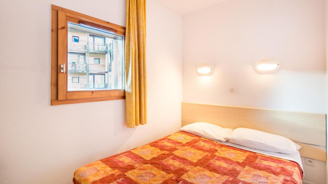 Holiday in mountain resort Résidence les Chalets et Balcons de la Vanoise - La Norma - Double bed