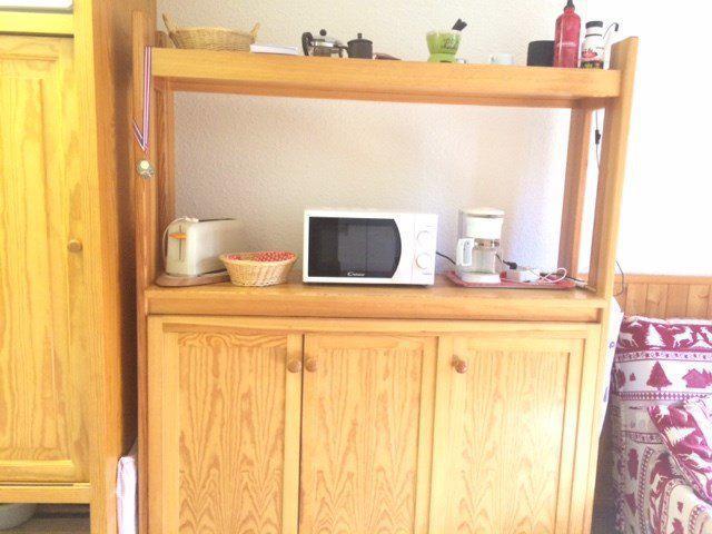 Vacaciones en montaña Apartamento 2 piezas para 4 personas (38) - Résidence les Chamois - Risoul