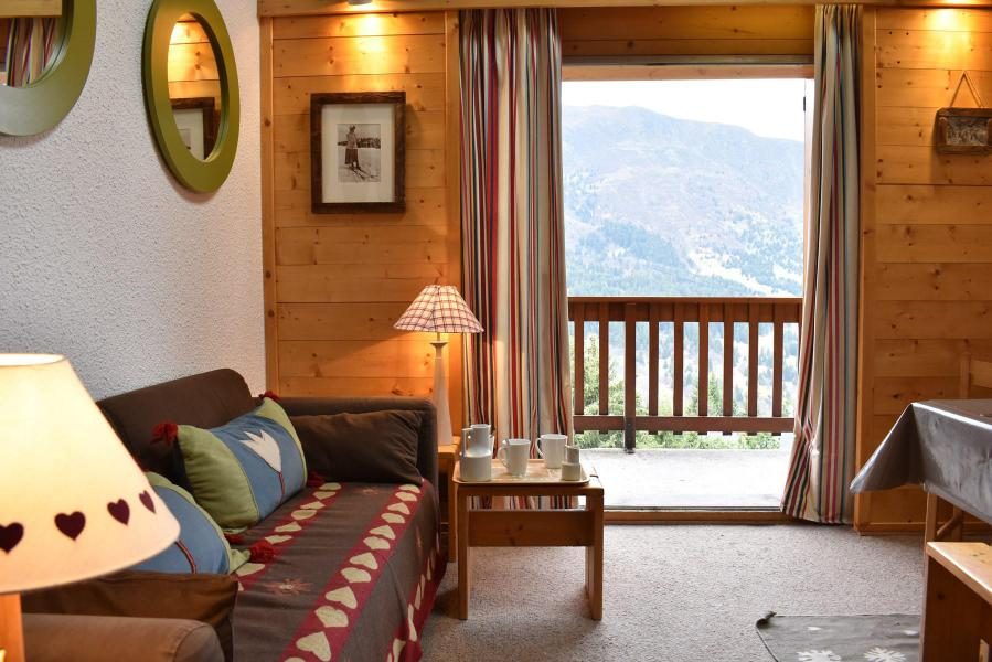 Holiday in mountain resort 2 room duplex apartment 5-7 people (L9) - Résidence les Chandonnelles I - Méribel - Living room