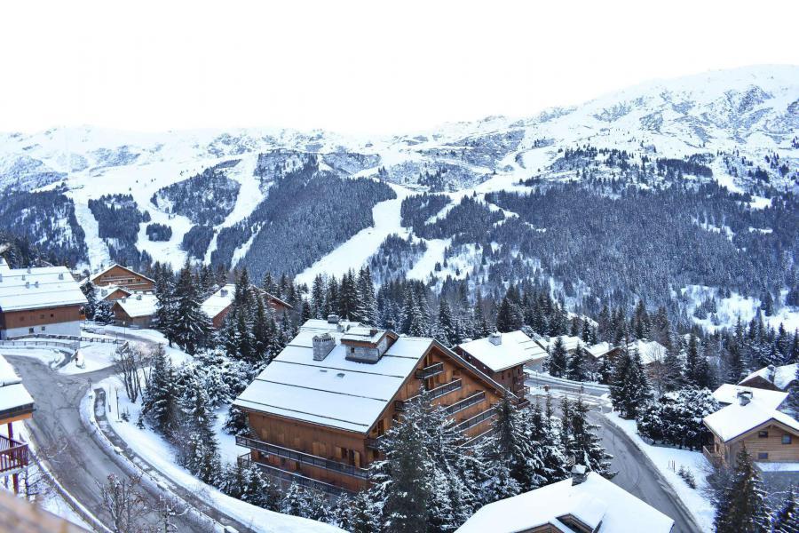 Vacances en montagne Appartement duplex 3 pièces 8 personnes (L23) - Résidence les Chandonnelles I - Méribel - Plan