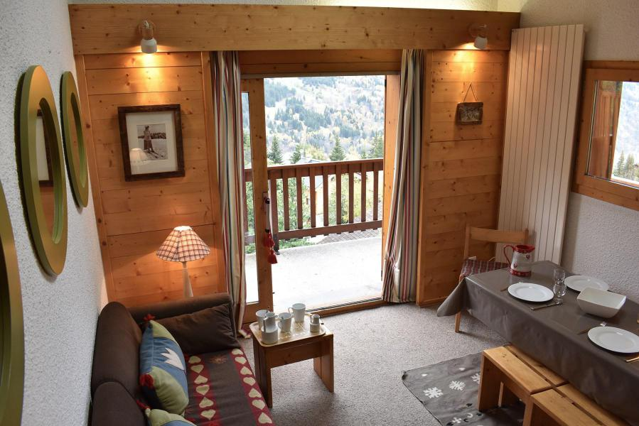 Holiday in mountain resort 2 room duplex apartment 5-7 people (L9) - Résidence les Chandonnelles I - Méribel