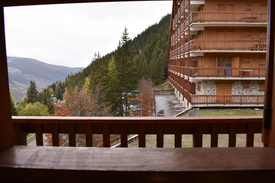 Vacances en montagne Appartement duplex 2 pièces 5-7 personnes (L9) - Résidence les Chandonnelles I - Méribel - Extérieur été