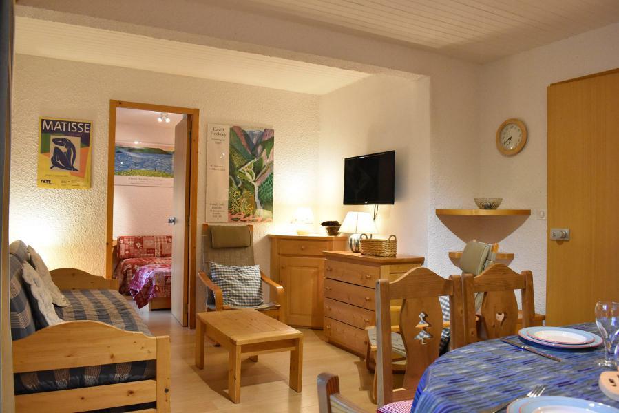 Vacances en montagne Appartement 3 pièces 6 personnes (M1) - Résidence les Chandonnelles I - Méribel - Séjour