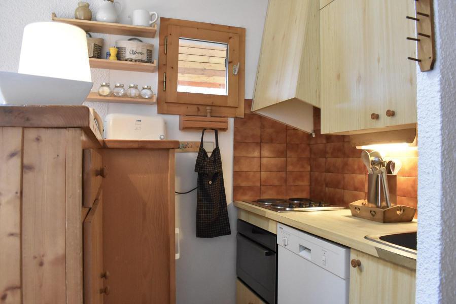 Vacances en montagne Appartement duplex 2 pièces 5-7 personnes (L9) - Résidence les Chandonnelles I - Méribel - Logement