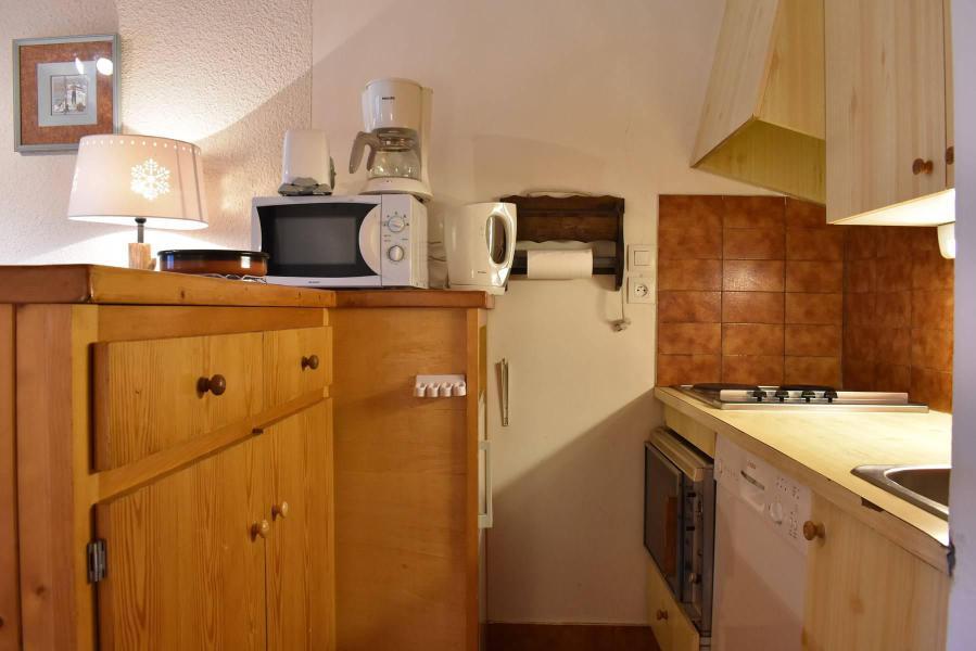 Vacances en montagne Appartement 2 pièces 5 personnes (P19) - Résidence les Chandonnelles II - Méribel