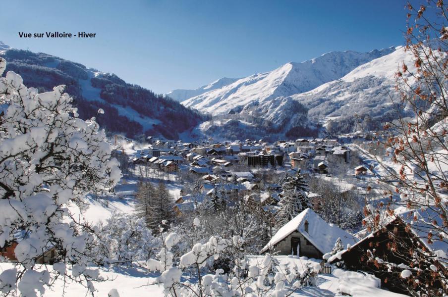 Wakacje w górach Résidence les Chardonnets - Valloire