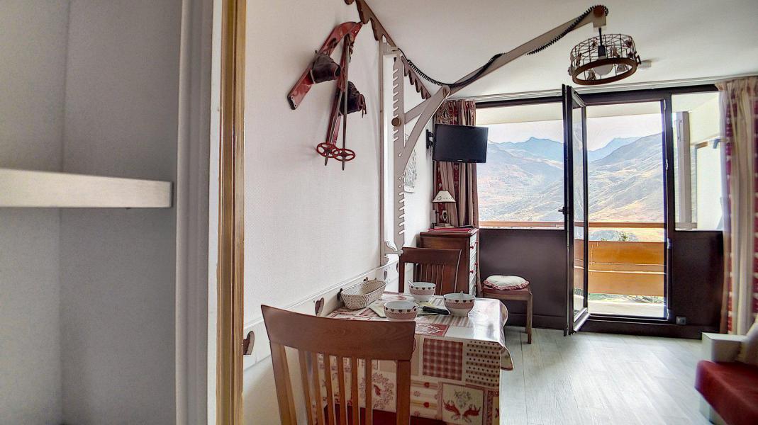 Vacances en montagne Studio 3 personnes (513) - Résidence les Charmettes - Les Menuires