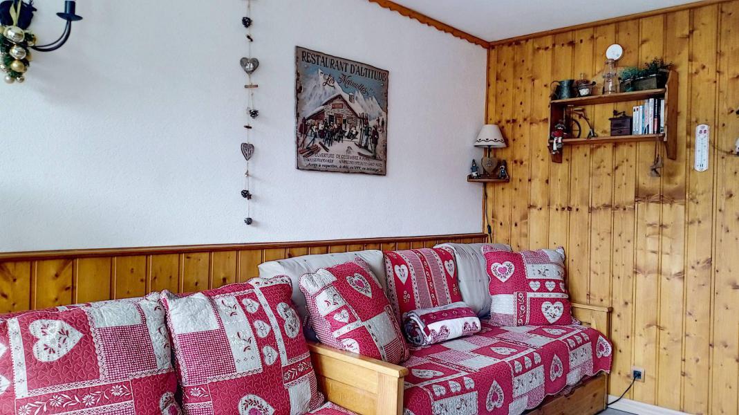 Vacances en montagne Studio 3 personnes (213) - Résidence les Charmettes - Les Menuires