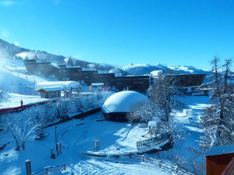 Vacances en montagne Studio coin montagne 5 personnes (361) - Résidence les Charmettes - Les Arcs