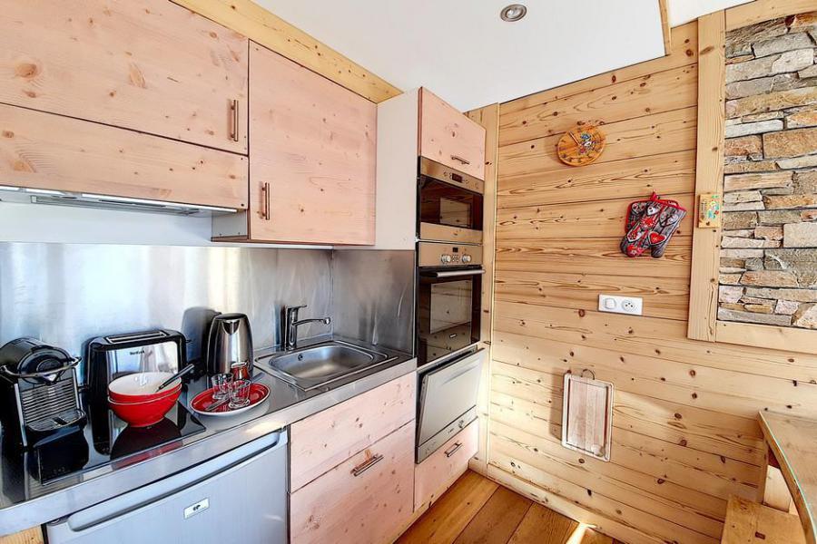 Vacances en montagne Appartement 2 pièces 4 personnes (214) - Résidence les Charmettes - Les Menuires