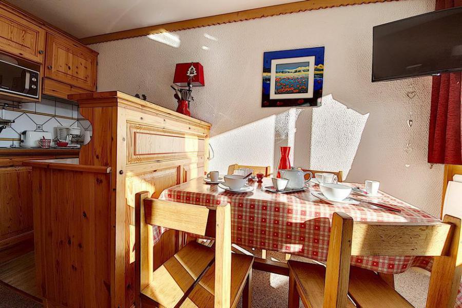 Vacances en montagne Studio 3 personnes (512) - Résidence les Charmettes - Les Menuires