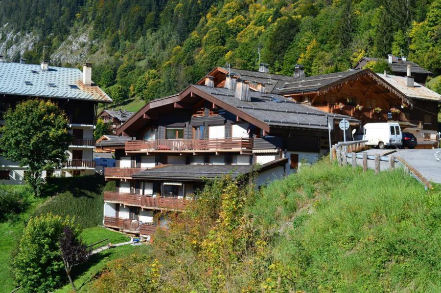 Urlaub in den Bergen Résidence les Cîmes - Le Grand Bornand