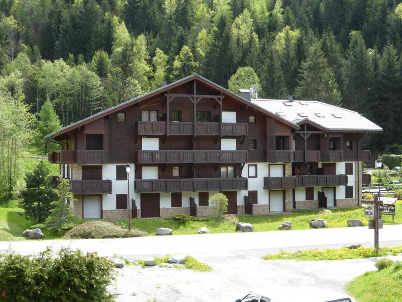 Urlaub in den Bergen Résidence les Cimes d'Or - Les Contamines-Montjoie - Draußen im Sommer