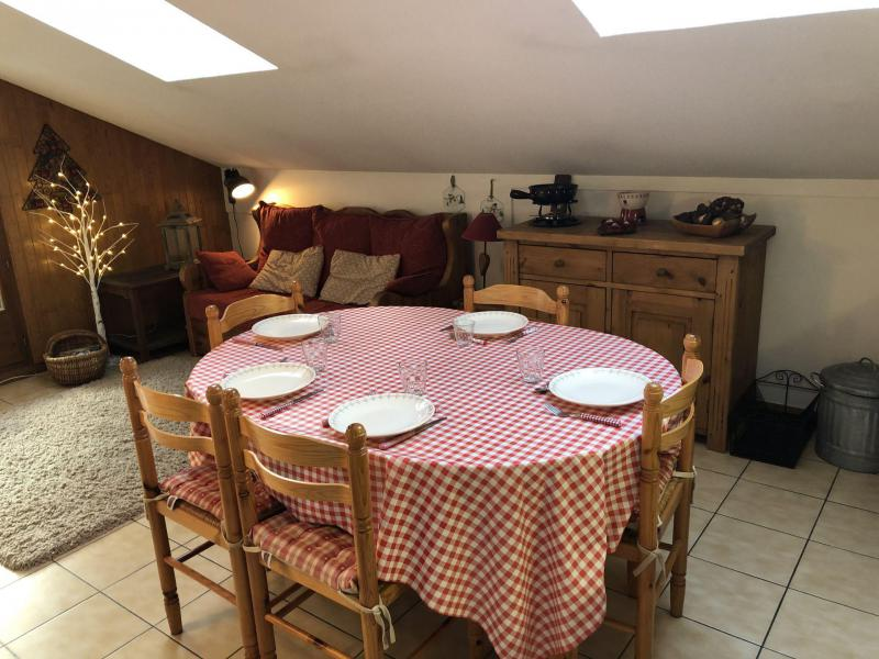 Holiday in mountain resort 3 room apartment 5 people (A337) - Résidence les Cimes d'Or - Les Contamines-Montjoie