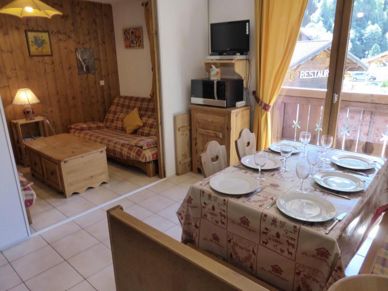 Wakacje w górach Apartament 2 pokojowy z alkową 6 osób (CC230) - Résidence les Cimes d'Or C - Les Contamines-Montjoie