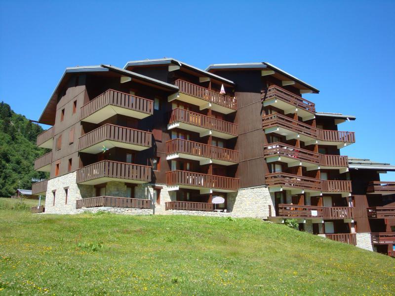 Vacaciones en montaña Résidence les Cimes I - Méribel-Mottaret