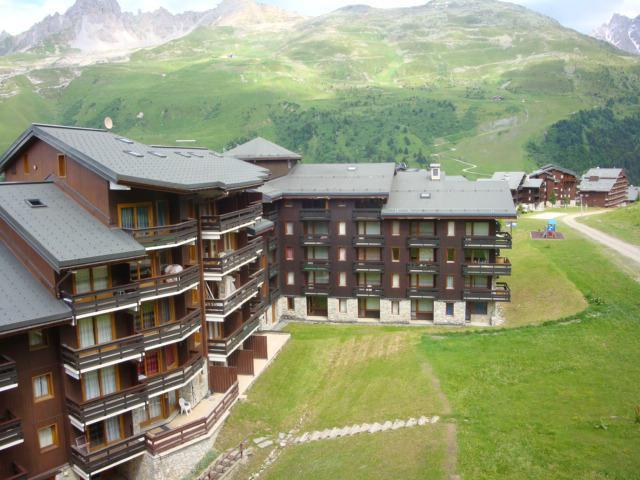 Vacaciones en montaña Estudio para 3 personas (F05) - Résidence les Cimes I - Méribel-Mottaret