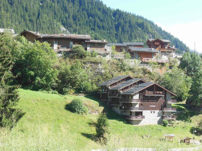 Wakacje w górach Résidence les Clarines - Champagny-en-Vanoise - Na zewnątrz latem