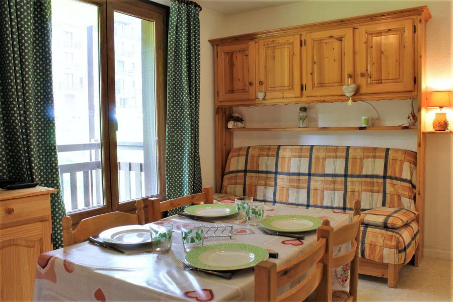 Wakacje w górach Apartament 1 pokojowy 5 osób (35A) - Résidence les Clarines A1 - Risoul