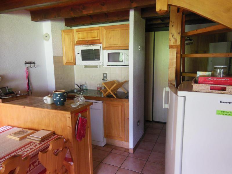 Wakacje w górach Apartament duplex 5 pokojowy 8 osób (A019CL) - Résidence les Clarines - Champagny-en-Vanoise - Aneks kuchenny